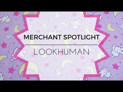 Merchant Spotlight | LookHUMAN