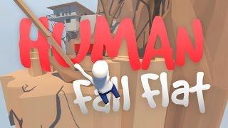 Human Fall Flat - Swinging to Destiny! (Human Fall Flat Gameplay) Part 1