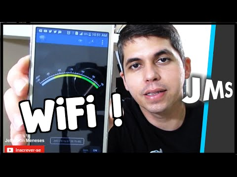 O MELHOR CANAL Wifi - Roteadores e Redes Sem Fio - Wireless