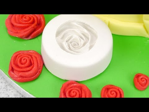 How To Use The Great Impressions Rose Mould