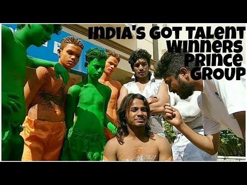Jeypore Rahagiri India's Got Talent winners, Prince Group