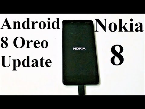 How to Update Nokia 8 to Android 8.0 Oreo OS