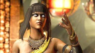 Mortal Kombat X - Tanya DLC Klassic Arcade Ladder Gameplay Playthrough