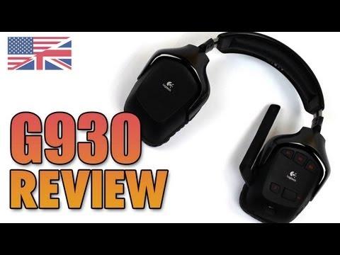 Logitech G930 - Review