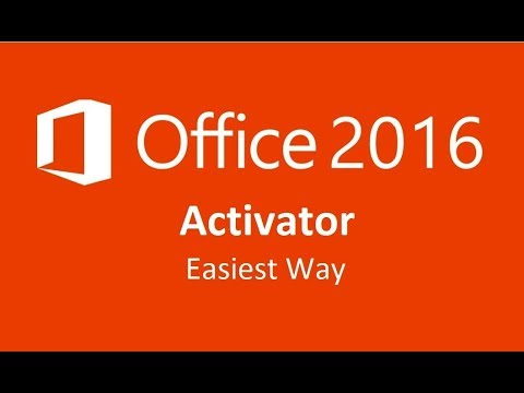 Permanently Activate Microsoft Office 2016 Easy Latest Method 2018