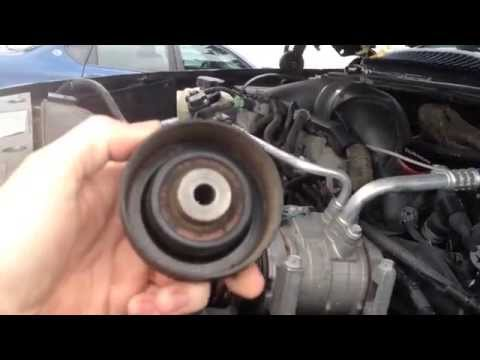 Duramax Froze Idler Pulley