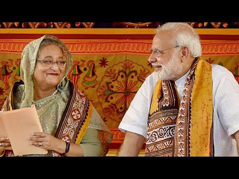 PM Modi praises Indo-Bangladesh relationship | OneIndia News