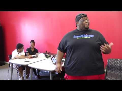 Youth Led Tech 2016-Better Boys Foundation (N. Lawndale)