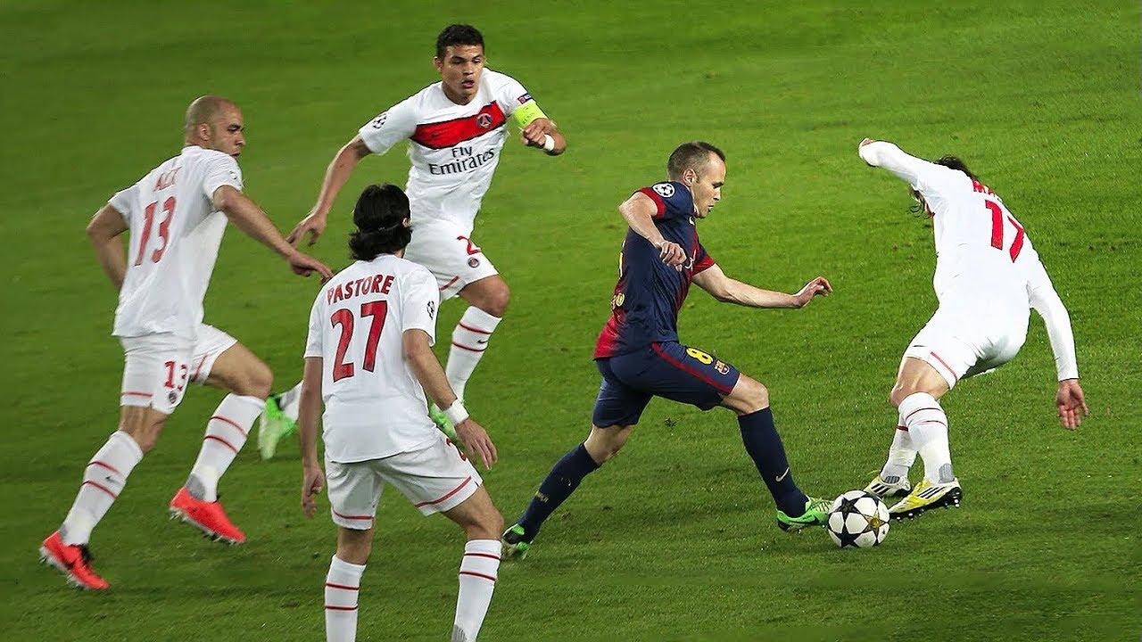 Andrés Iniesta - When Football Becomes Art