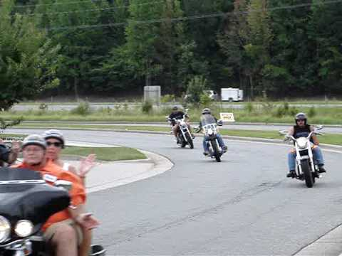 Hospice Ride for the Angels