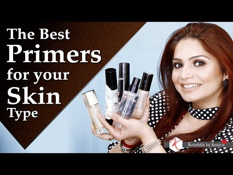 Best Makeup Primers for Oily and Dry Skin Types | Best Pore Minimising Primer Products | Skin Care