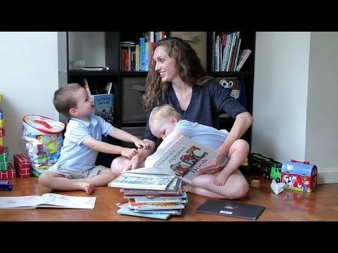 1000 Books Before Kindergarten - Library Challenge for Kids