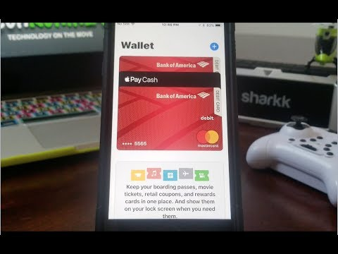 How To Update Your Apple Pay Credit Card!