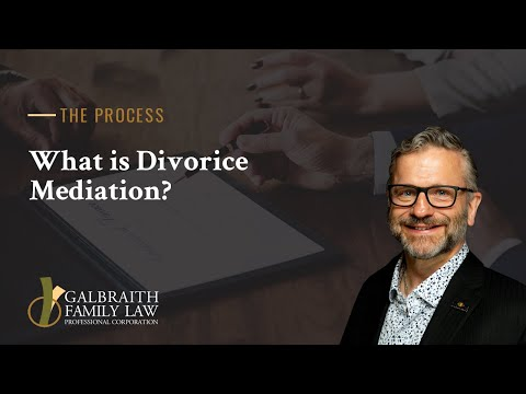 What is Divorce Mediation? | Mediation Services in Barrie