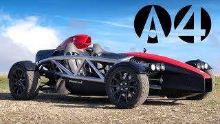 NEW 2019 Ariel Atom 4: Road Review - Carfection (4K)