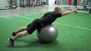 Ezia Product Review - Stability Ball