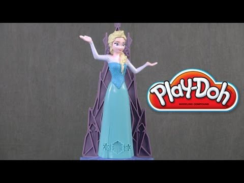 Play-Doh Disney Frozen Enchanted Ice Palace from Hasbro
