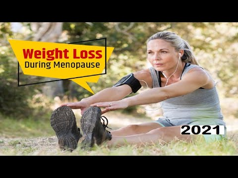 How to Lose Weight After Menopause.
