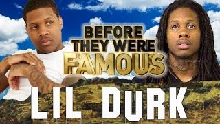 Download LIL DURK - Before They Were Famous - Lil Durk 2X