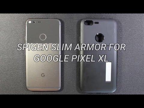 Spigen Slim Armor for Pixel XL