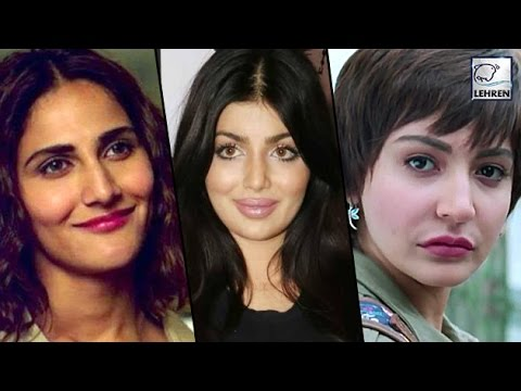 Bollywood's Plastic Surgery DISASTERS | Ayesha Takia | Anushka Sharma | Vaani Kapoor | LehrenTV