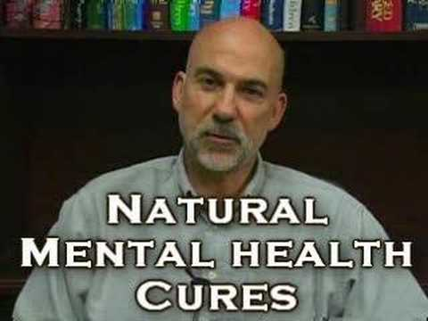 Natural Mental Health Cures - Orthomolecular Psychiatry
