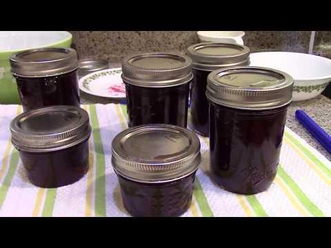 Making & Canning Pomegranate Jelly from Fresh Pomegranates