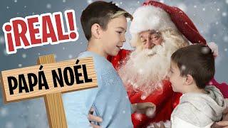 VISITAMOS LA FÁBRICA DE PAPÁ NOÉL ¡¡HACEMOS REGALOS de Santa Claus!