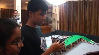 Team Gladiators Technical Presentation And Q&a Session (moonbots)
