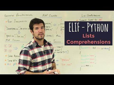 ELI5 Python - List Comprehensions - rmotr.com