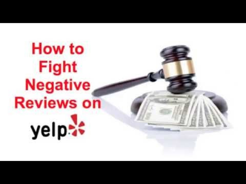 How to Remove False Yelp Reviews