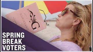 Spring Breakers: Young Voter Edition feat. Allana Harkin | Full Frontal on TBS