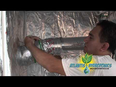 Fan Air Cooling Your Grow Light Reflector