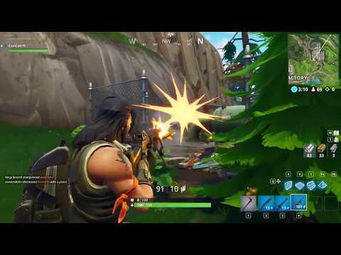 NOOB in SOLOS | Fortnite Battle Royale