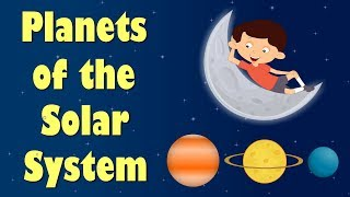 Planets of the Solar System | Videos for Kids