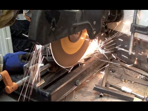 Cutting Aluminum and Steel