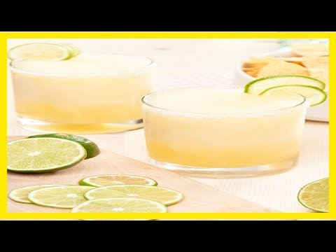 How to make the ultimate frozen margaritas