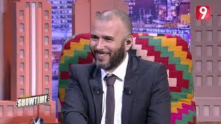 Abdelli Showtime | نجيب بالقاضي : نضال السعدي كلا 26 كف بالصابون من عند سوسن معالج في الفلم