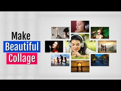 How to Make a Video Collage with Music & 3D Effects