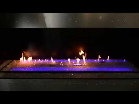 Get the most out of your firepalce. Sinatra – custom gas fireplace by Planika