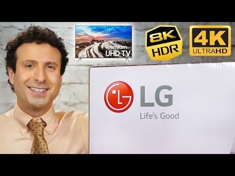 Best 4K & 8K TV Deals of 2018