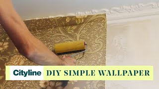 The only pro tips you need to install wallpaper all by yourself