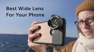 The BEST Wide Angle Lens For Your Phone
