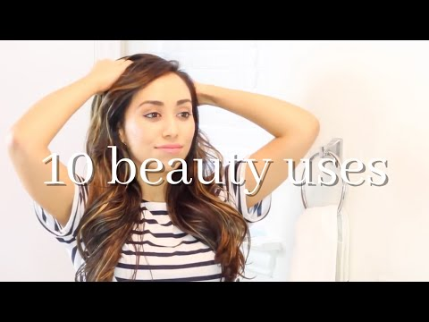 10 COCONUT OIL BEAUTY TIPS