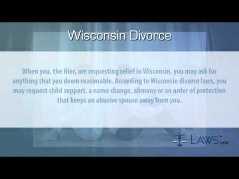 Wisconsin Divorce