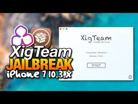 JAILBREAK UPDATE: Xig Team Untethered JAILBREAK For iPhone 7/7+ On iOS 10.3.x Coming?