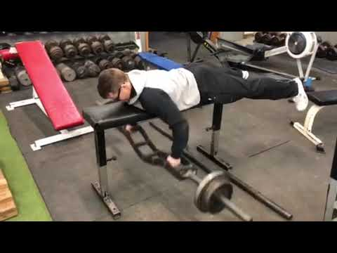 Movement Library: Chest Supported Row