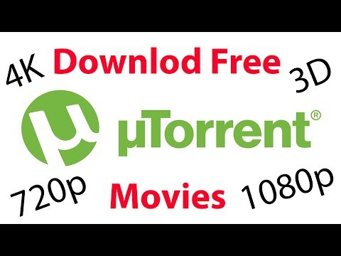 How to download free movies using Utorrent