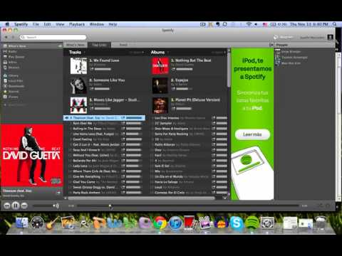 How to Download Spotify To MAC FOR FREE!!  (EASY WAY)