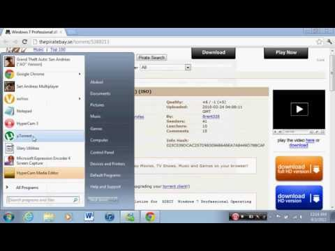 how to download windows 7 professional 32 bit for FREE!!!